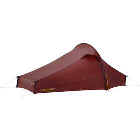 Nordisk Telemark 2.2 LW Zelt burnt red